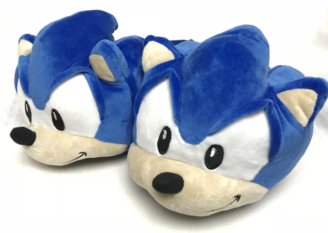 Sonic Clothing Accessories Sonic The Hedgehog Collectibles